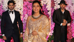 Akash-Shloka Wedding Reception: Kajol, Arjun Kapoor and Sidharth Malhotra turn heads