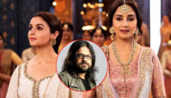 'Kalank': Pritam speaks up on Alia Bhatt-Madhuri Dixit's Kathak dance song