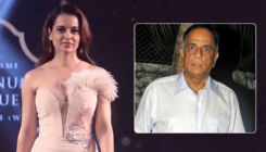 Kangana Ranaut shot in a satin robe with no undergarments for Pahlaj Nihalani