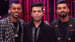 Karan Johar feels responsible for Hardik Pandya-KL Rahul controversy; Says,
