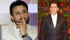 Saif Ali Khan once got 'insecure' because of Shah Rukh Khan; here's why