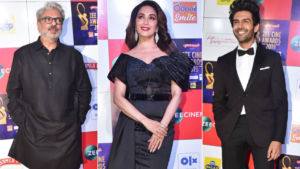 Zee Cine Awards 2019: Sanjay Leela Bhansali, Madhuri Dixit, Kartik Aaryan add glitter to the star-studded night