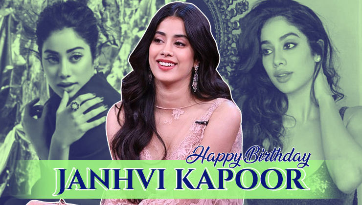 Janhvi Kapoor Birthday Special: 8 lesser known facts about the 'Dhadak' star