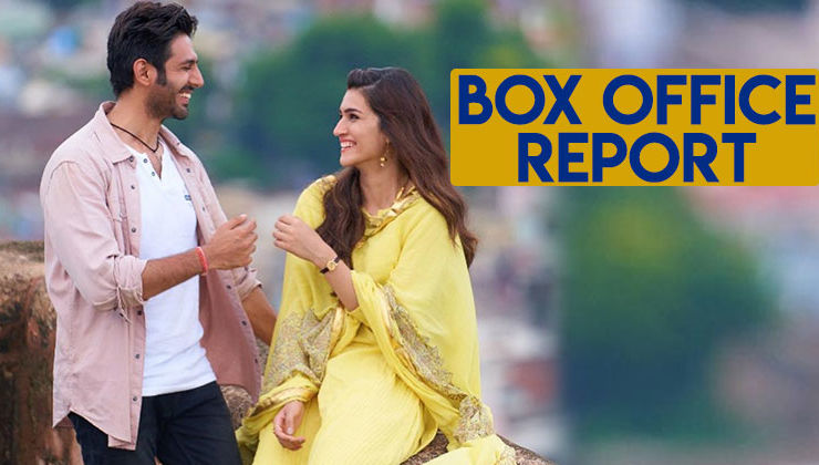 Box-Office Report: Kartik Aaryan and Kriti Sanon starrer 'Luka Chuppi' has an excellent run in its first week
