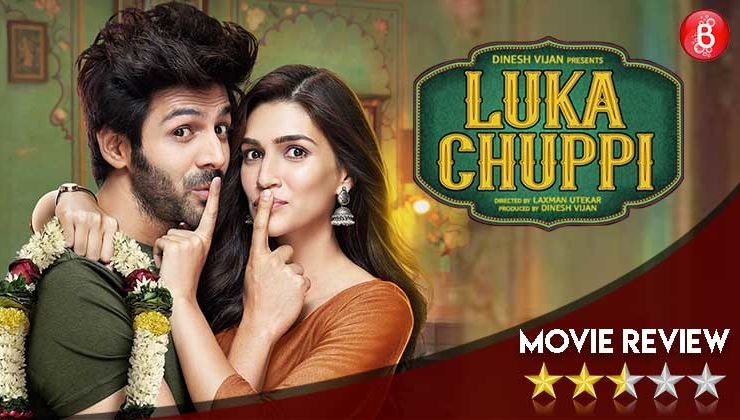 'Luka Chuppi' Movie Review: A fun ride that fails in the logic department