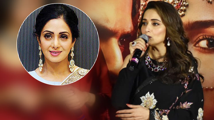'Kalank' teaser launch: Madhuri opens up on replacing Sridevi in the film
