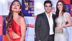Zee Cine Awards 2019: Malaika Arora sizzles in red while Arbaaz Khan makes a splash with GF Giorgia Andriani
