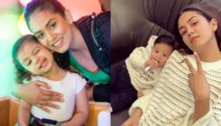 Mira Rajput shares an adorable picture of kids Zain and Misha