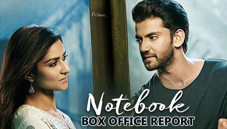 'Notebook' Box-Office Report: Zaheer Iqbal and Pranutan Bahl starrer fails to make a mark on its opening day