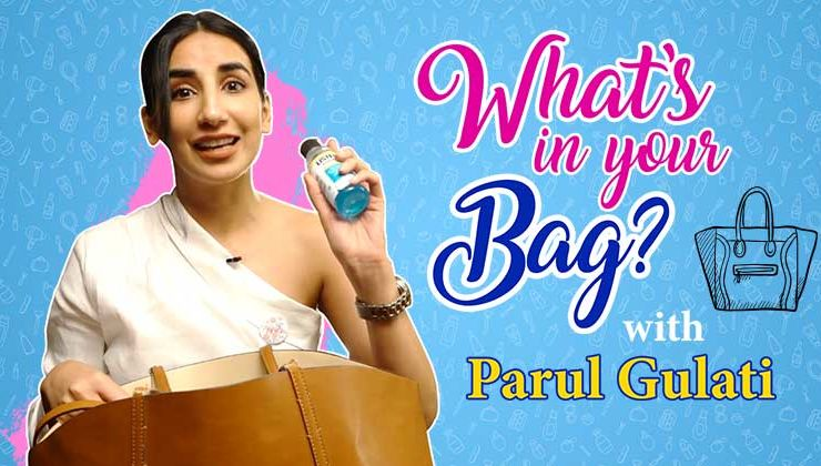 What's In Your Bag: Parul Gulati flaunts her CRAZY personal possesions