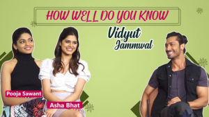 'How Well Do You Know Vidyut Jammwal': JUNGLEE girls Pooja Sawant and Asha Bhat reveal secrets