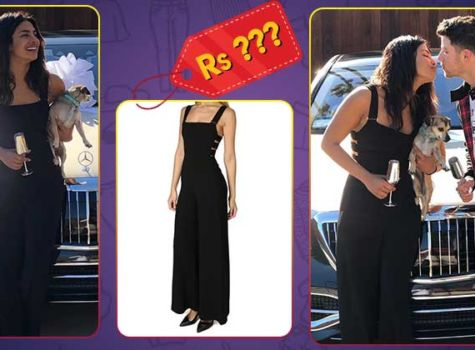 The price of Priyanka Chopra's Black Zimmermann Jumpsuit can easily finance your Goa trip