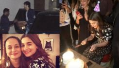 Inside Pics and Videos: Alia Bhatt's 26th birthday celebration is all things love