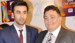 Ranbir Kapoor reveals when Rishi Kapoor will be back from US after treatment