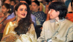 Dark and discreet: Rekha's mysterious relationship with her manager Farzana