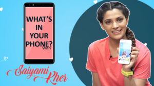 What's In Your Phone: Mirzya star Saiyami Kher reveals her deep dark secrets