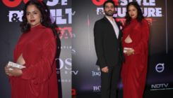 GQ Style Awards 2019: Sameera Reddy flaunts her baby bump in style at the gala night