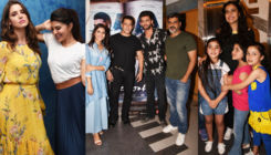 'Notebook': Salman Khan, Kajol, Jacqueline Fernandez, Amanda Cerny attend screening - view pics