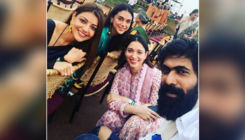 Tamannaah, Rana Daggubati, Aditi Rao Hydari and Kajal Aggarwal come together for a selfie