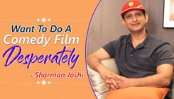 Sharman Joshi wants to DESPERATELY do a comedy film