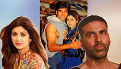 When Akshay Kumar two-timed Shilpa Shetty and she was mighty pissed
