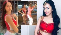 Nora Fatehi teaches 'cutie' Shraddha Kapoor the hook step of 'Dilbar' song in this epic video