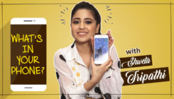 What's In Your Phone: Shweta Tripathi divulges her deep dark mobile secrets