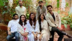 Sonam Kapoor and Anil Kapoor post adorable birthday wishes for Sunita Kapoor