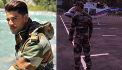 Sooraj Pancholi's sweet gesture for army personnel will win your heart