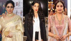 Janhvi Kapoor opens up on Madhuri Dixit replacing her mother Sridevi in 'Kalank'