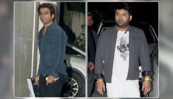 Kapil Sharma and Sunil Grover met at Sohail Khan's party; here's what happened next