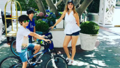 Sussanne Khan seeks inspiration from her children Hridhaan and Hrehaan
