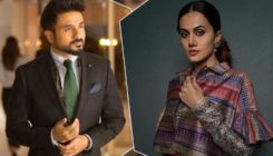Taapsee Pannu on Vir Das' 'Pink' comment: I don't qualify to be on 'Koffee With Karan'