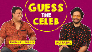 'Guess The Celeb': Ali Fazal's dance moves for Tigmanshu Dhulia will make you go ROFL