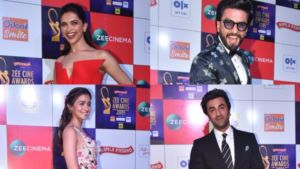 Zee Cine Awards 2019: Ranbir Kapoor, Alia Bhatt, Deepika Padukone and Ranveer Singh slay the red carpet