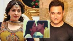 When Juhi Chawla refused to kiss Aamir Khan in the middle of a shoot