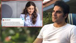 Arbaaz Khan dismisses troll in style for saying he has no money