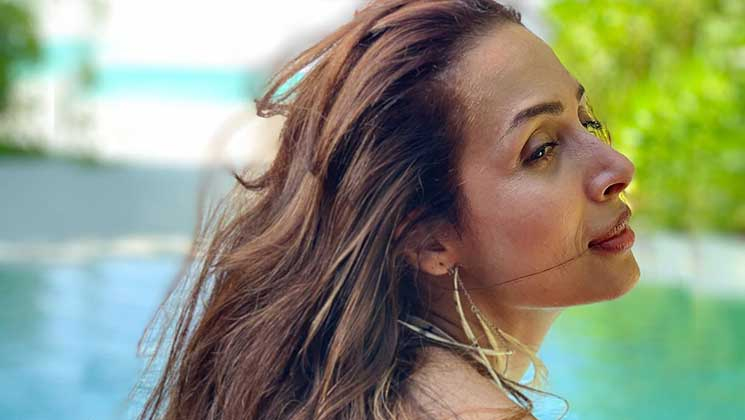 Arjun Kapoor is BOWLED over by Malaika Arora's sizzling beach pic