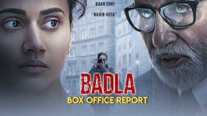 Badla box office