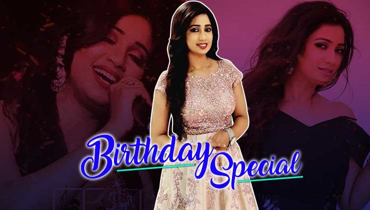Shreya Ghoshal Birthday Special: 7 soul soothing songs which will make you fall in love again