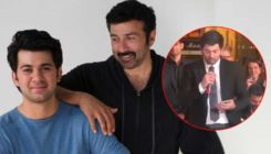 Watch: Sunny Deol's son Karan flaunts his rapping skills at friend's wedding