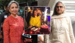 In Pics: Karan Johar, Jaya Bachchan, Sharmila Tagore arrive in style for Hiroo Johar's birthday bash