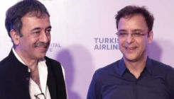 Rajkumar Hirani mending ties with Vidhu Vinod Chopra amid sexual harassment allegations?