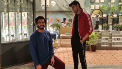 Ranveer Singh tests if Abhimanyu Dassani is actually immune to pain in this hilarious video