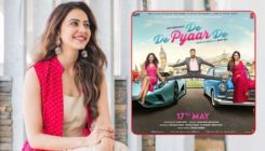 Here's what happened when Rakul Preet decided to replicate Ajay Devgn's iconic split