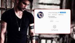 Sushant Singh Rajput deletes all the photos he's ever posted on Instagram