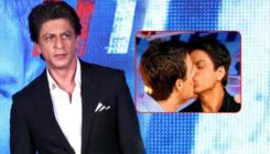 Throwback: Shah Rukh Khan's first on-screen kiss was with THIS male Hollywood star