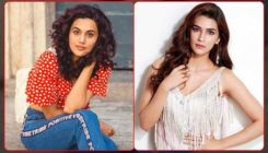 Taapsee Pannu and Kriti Sanon stand up for their credits