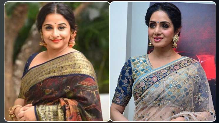 Vidya Balan on Sridevi biopic: It would require a lot of guts but I would do it