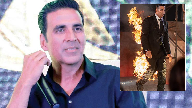 Akshay Kumar's maiden web series 'The End' to span over 3 seasons?